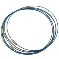 Náramek - Ocelové lanko se zapínáním L2756 D