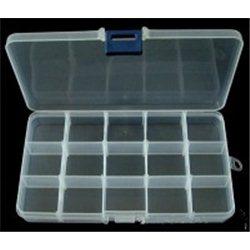 Zásobník, plastová krabička L2103
