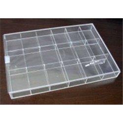 Zásobník, plastová krabička, pořadač  L2105
