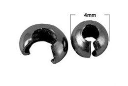 Kovový ohýbací korálek L2340A - balení 10ks