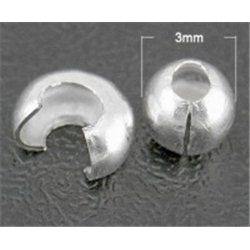 Korálek kovový, ohýbací, bal.10 ks, L2341B