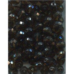 Korálky skleněné broušené 151-19-001 10 mm 10220