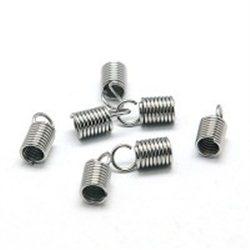 Koncovka zamačkávací, nerez.ocel 3ks L2934-4