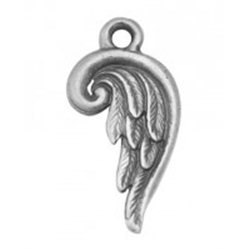 Přívěsek, andělská křídla 4ks L2914