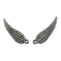 Přívěsek, křídla 4 ks L2917