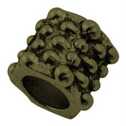 Kovový korálek L2919