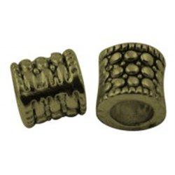 Kovový korálek L2920