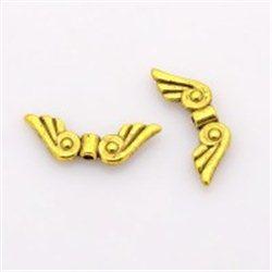 Korálek, andělská křídla 4ks L3094
