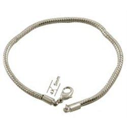 Náramek, platinový řetízek L3124