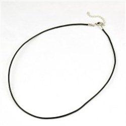 Kožený náhrdelník L2763