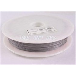 Ocelové    lanko   L2986-7 balení 1 cívka