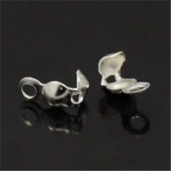 Kalota- kovový díl stříbro, L3328