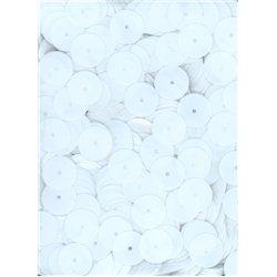 bílé flitry 10 mm (1 cm) rovné 6757-019 bal. 3 g (cca160ks)