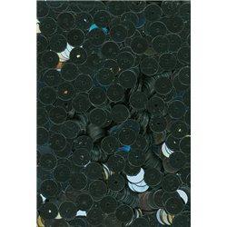 Flitry šedé hematit, rovné 6 mm 6699-233