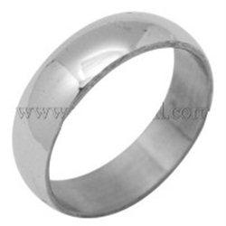 Prsten z nerezavějící oceli L2655 17 mm průměr
