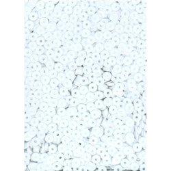 4 mm flitry bílé 6664-019 bal. 3g