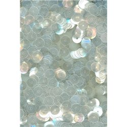 Flitry perleťové, rovné 6 mm 6710-441