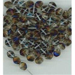Pohanka - mačkané korálky , 111-54-805 7mm 00030-29900, balení 10g balení 10 g , orientačně 60 ks