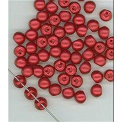 Mačkané korálky , 111-95-031 6x5mm 00030-01890, balení 10g balení 10 g , orientačně 39 ks