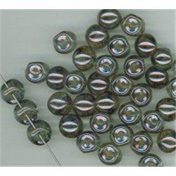Mačkané korálky , 111-95-031 9x8mm 00030-65431, balení 10g balení 10 g , orientačně 14 ks