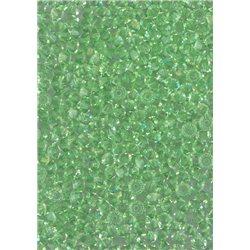 M.C. rondelky 3 x 5 mm, barva 50800 sv.zelená