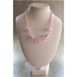 Náhrdelník z vinutých perlí A1098