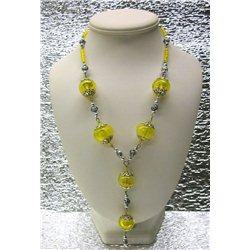 Náhrdelník z vinutých perlí A1084A
