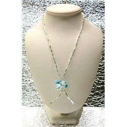 Náhrdelník z vinutých perlí A1090