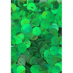 Flitry zelené, rovné 10 MM 6756-011