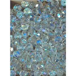 Korálky skleněné broušené 151-19-001 8 mm 00030-28701