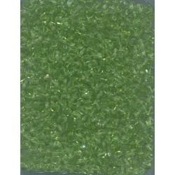 M.C. sluníčko 4 mm, barva olivine,  bal. 1 grs (144 ks) bal. 1 grs  144 ks