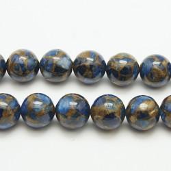 Korálek ze syntetického kamene L3595