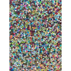 Flitry - drobné hvězdičky 27801-099  hvězdička 5 g