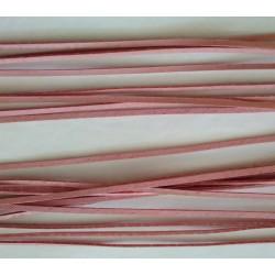 Kůže plochá sv.růžová L1174