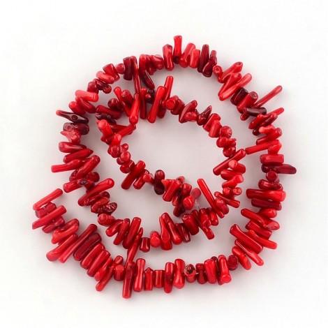 Korálek červený Korál    L3708