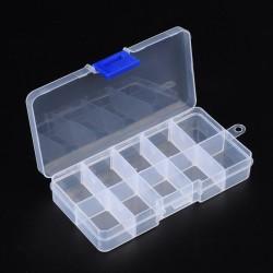 Zásobník, plastová krabička L3794