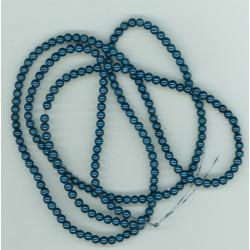 Korálek voskovaný, skleněný L3589A